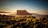 Green Rocks (rohitsanu1) Tags: beach rock sky vibrant edited rocks lightroom cannon cannon5dmarkii nature landscape sanfrancisco california canon24105mmf4l canon24105f4l halfmoonbay