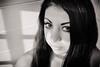 Bianca (Ida Di Pasquale (captura65)) Tags: portrait eyes bw ritratto ombre luci occhi sguardo