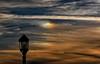 Sundog (Janet - West Sussex) Tags: sunset sundog
