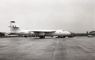 XD829. Royal Air Force Vickers Valiant B.1 - Explored