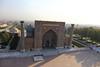 Drone view (deus77) Tags: samarkand uzbekistan registan madrasah islan drone view from above minaret sherdar madrasa