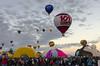 Albuquerque International Balloon Fiesta 2017 - 13 (rschnaible) Tags: albuquerque hot balloon festival fiesta new mexico color colorful air flight transportation outdoor sport sunrise