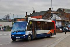 Stagecoach Norfolk 47911 YJ10EYA - Kings Lynn (KA Transport Photography) Tags: stagecoach norfolk 47911 yj10eya kings lynn