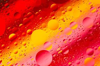 Emulsion de couleurs