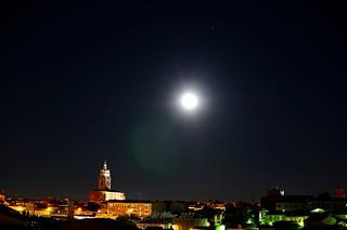 Tordesillas nocturna......