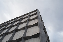 Sky Box (marc.espowood) Tags: outside building beinecke rare book manuscript library yale university new haven connecticut