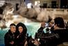 Trevi Fountain At Night (MitchellShapiroPhotography) Tags: rome roma trevifountain fontanaditrevi peopleonthestreet
