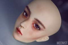in exile (meenist faceups) Tags: bjd migidoll ryo faceup meenistfaceups commission doll