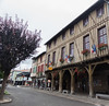Mirepoix (Kath Stennett) Tags: ariege building france mirepoix timbered occitanie fr