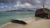 Waiting for the Storm (PSK pix) Tags: seychelles island islands beach beaches tropical tropics sea seascape seaside ocean palm tree trees cloud clouds landscape paradise paul knipe pskpix psk pix indian anse source dargent la digue