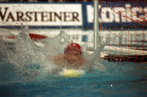 30 Waterpolo EM 1993 Sheffield