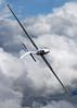 Glider aerobatics (hepic.se) Tags: glider fox cumulus cloud clouds cloudscape cloudsurfing aircraft airtoair airplane air sky roll aerobatics worldchampion pilot wings altitude white stunt trick maneuver