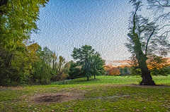 1338__0617FLOP (davidben33) Tags: brooklyn 718 ny quotnew yorkquot quotprospect parkquot autumn 2017 fall trees bushes leaves lake pets gooses ducks water sky clouds colors yellow green blue people quotstreet photosquot