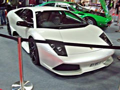 487 Lamborghini Murcielago LP640 Versace (2006) (robertknight16) Tags: lamborghini italy italian murcielago lp640 versace donckerwolke nec 2000s supercar