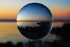 Crystal Ball 20171007-013-Edit-2 (MVMoore59) Tags: crystal ball sunrise waterscape morning colors photoshop delaware delawarebay