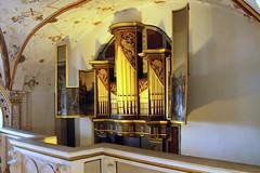Schloss Wilhelmsburg, Schmalkalden (palladio1580) Tags: orgel organ orgue organo schmalkalden schloss schlosswilhelmsburg thüringen thueringen thüringerwald