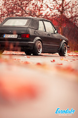 "Marko's Golf MK1 Cabrio • <a style=""font-size:0.8em;"" href=""http://www.flickr.com/photos/54523206@N03/24813407798/"" target=""_blank"">View on Flickr</a>"
