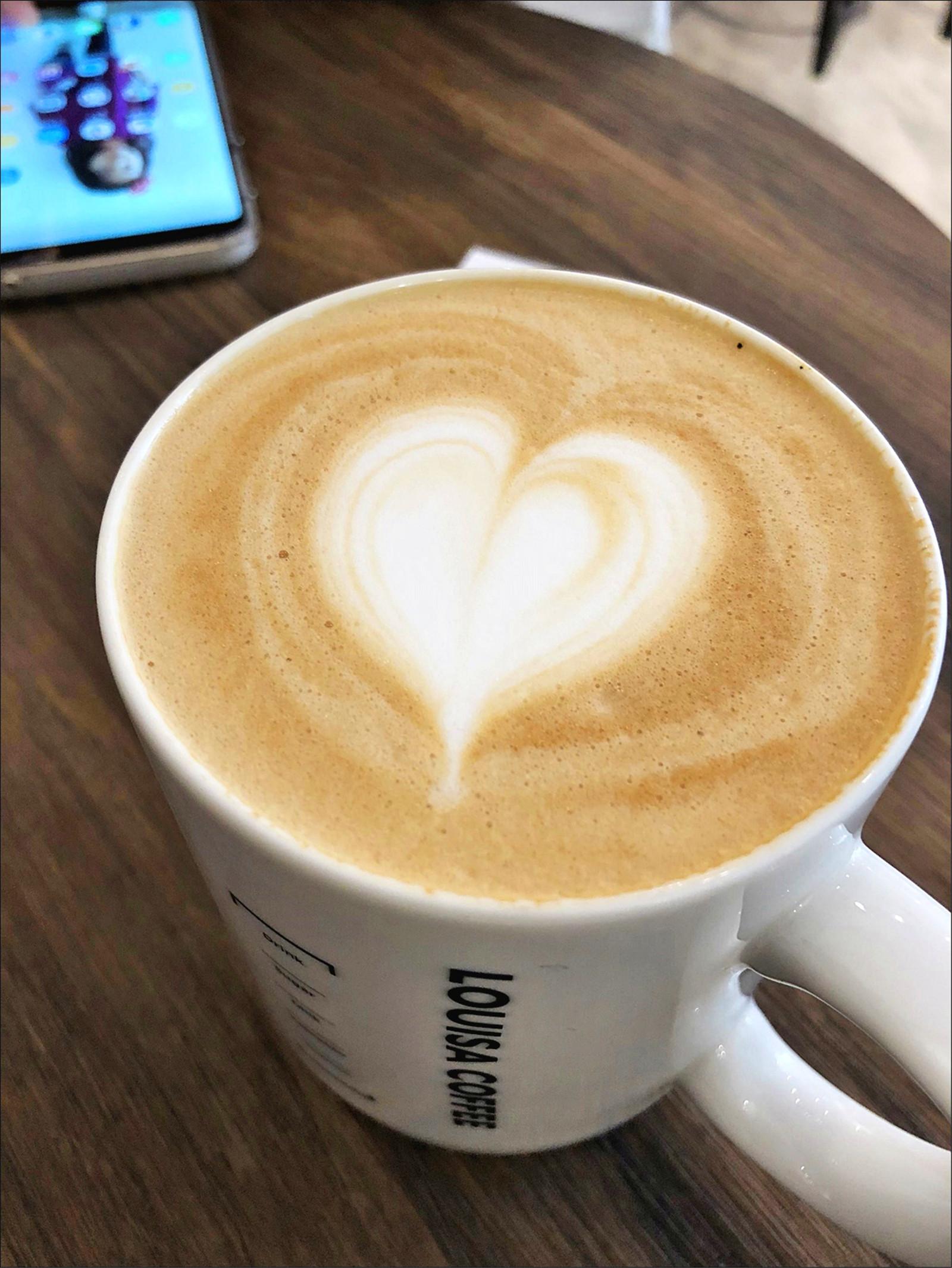 路易莎咖啡