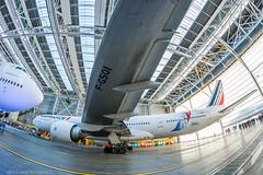 B777-300 / Air France / F-GSQI (Verco91) Tags: air france boeing 777 b777 aéroport roissy cdg paris airport jonone