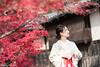DSCF6725 (Robin Huang 35) Tags: 莊晴雅 日本 倉敷 美觀 倉敷美觀 和服 遊拍 人像 portrait lady girl fujifilm xt2 備中