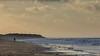 On the beach (BraCom (Bram)) Tags: bracom bramvanbroekhoven goereeoverflakkee holland nederland netherlands noordzee northsea ouddorp southholland zuidholland beach branding cloud duinen dunes foam golven hiker paal pole schuim sky strand surf wandelaar waves wolk nl sea zee evening avond