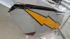 "Grumman F-11 Tiger 3 • <a style=""font-size:0.8em;"" href=""http://www.flickr.com/photos/81723459@N04/26356103579/"" target=""_blank"">View on Flickr</a>"