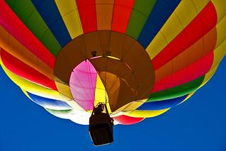 International Balloon Fiesta, Albuquerque, New Mexico.  October 2014