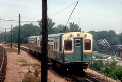 CTA 40 Evanston Bill Vigrass photo Jul63 (jsmatlak) Tags: chicago cta l elevated train subway electric railway metro