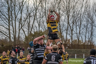 Alexander Salt wins a lineout-0961