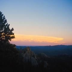 Black Hills Vacation (skua47) Tags: astronomical blackhills events mountain nature places scenic southdakota unitedstates vacation clouds