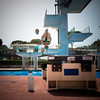 6th Master Training Camp , Roma, Italia (monsieur I) Tags: 6thmastertrainingcamp foroitalico mrsportdeifratellimarconi stadiodelnuoto discover diving divingbath intheair italia italy justdoit monsieuri photography platform roma sport sports springboards summer sunnyday swimmingpool water world