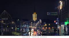 VILLACH - ARIA DI NATALE (Andrea di Florio (10.000.000 views!!!)) Tags: austria villach notte notturno luci natale mercatini christmas nikon d600 paesaggio landscape