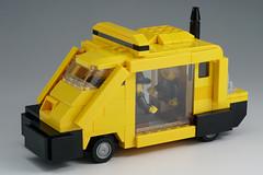METROKAB_02 (kaba_and_son) Tags: blade runner metro cab lego bladerunner ブレードランナー レゴ メトロキャブ タクシー metrokab