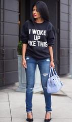 Sweatshirt sleeves2 (mrs tembey) Tags: sweatshirt sweatshirts hoodie hoodies sweater sweaters sleeves up sleevesup arms woman women girl girls female
