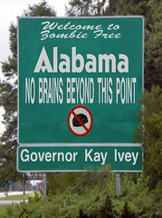 Brainless Alabama (doctor075) Tags: judgeroymoore governorkayivey republicanparty republicans teaparty alabama zombies brains brainless humourparodysatirecomedypoliticsrepublicanteapartygopfoxnews donaldjtrump donaldjdrumpf