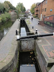 2017 10 11 224 Birmingham (Mark Baker.) Tags: 2017 baker eu europe mark october autumn birmingham bridge britain british city day england english european fall farmers flight gb great kingdom lock locks midlands outdoor photo photograph picsmark uk union united urban west
