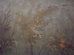 Gli affreschi della villa di Livia a Palzzo Massimo _08