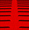 Buffer Zone (FotoGrazio) Tags: red waynegrazio waynesgrazio abstract art artofphotography avantgarde brightred bufferzone closeup composition contrast design divided fineart fotograzio geometry lines linesconverge minimalism painterly pattern phototoart phototopainting photography structure surreal symmetrical symmetry texture vent