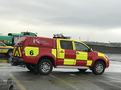 Kerry Airport Fire Service - Rescue 6 - Toyota Hi-Lux 4x4 Vehicle (firehouse.ie) Tags: rescue6 4wd toyotahilux hilux toyota crashrescue ireland countykerry aircraft airfield aerodrome aeroport airport fd department dept service brigade fire arff kerryairportfireservice kerryairport kerry