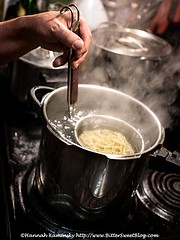 Sound & Savor - Ramen on the Fire (Bitter-Sweet-) Tags: vegan plantbased food savory soundsavor chef philipgelb eastbay bayarea sanfrancisco california finedining underground popup restaurant noodles ramen yuzu citrus handmade homemade healthy wheat gluten dinner steam boil hot