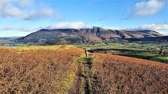 Skiddaw - Blencathra (Paul Thackray) Tags: lakedistrictnationalpark englishlakedistrict skiddaw blencathra kinn bassenthwaitelake path