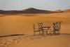 Tea time in the Sahara (Nicolas Bussieres (Lost Geckos)) Tags: desert sahara morocco table chairs dunes