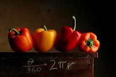 The Warm Sector (Studio d'Xavier) Tags: thewarmsector peppers formula stilllife strobist fvf
