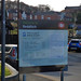 Redditch Station - sign - Welcome to Redditch - This is a pay & display car park