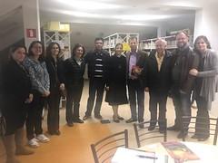 Reunião no Colégio Imaculada Conceição