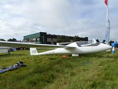 G-CKFB / PH2 Schempp-Hirth Discus-2T cn 30 RAF Scampton 09Sep17 (kerrydavidtaylor) Tags: sqz egxp lincolnshire glider sailplane