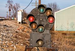 6+1 (Wheelnrail) Tags: bo cpl signal signals elegant 6 god railroad csx indiana subdivision sunset