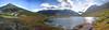Nature's Finest (wheelcorner) Tags: nature finest sea water sun clouds cloud mountains mountain roadtrip rocks lake canon longexposure hdr 5d2 5dmk2 5d 24105