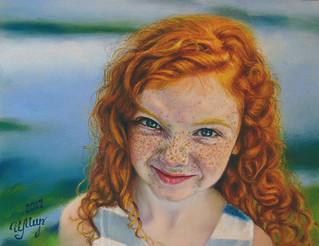 Rhea Reidy from Dublin