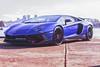 2016 Lamborghini Aventador SuperVeloce LP750-4 (Leighton Wallis) Tags: sony alpha a7r mirrorless ilce7r 55mm f18 emount sydney pyrmont jonesbaywharf nsw newsouthwales australia carsandcoffee lambo lamborghini aventador sv superveloce blue